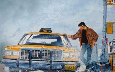 Вождение такси