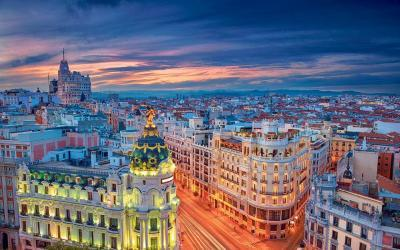 La ciudad de Madrid | Taxi en Madrid